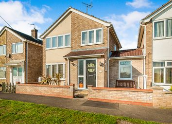 Thumbnail 3 bed detached house for sale in Orchard Walk, Yaxley, Peterborough