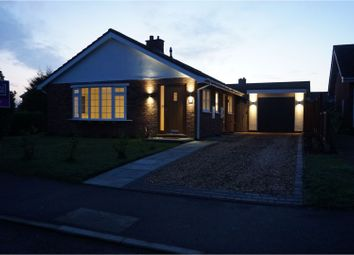 Thumbnail 3 bed detached bungalow for sale in Pepper Street, Inkberrow