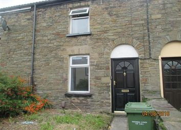 Thumbnail 2 bed terraced house to rent in Old Park Terrace, Treforest, Pontypridd