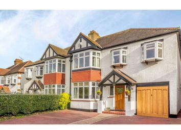 Thumbnail 5 bed semi-detached house for sale in Lovibonds Avenue, Orpington