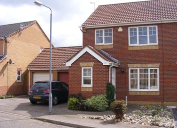 Thumbnail 3 bedroom semi-detached house to rent in Maidens Close, Dussindale, Norwich
