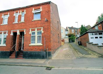 Thumbnail 2 bed end terrace house for sale in Richmond Street, Penkhull, Stoke On Trent