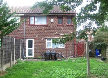 Thumbnail 2 bed semi-detached house for sale in Newton Hall Road, Hyde