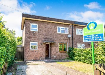 Thumbnail 3 bed semi-detached house for sale in James Way, Donnington, Telford