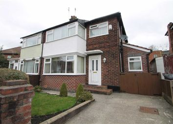 Thumbnail 3 bedroom semi-detached house for sale in Greenbank Road, Salford