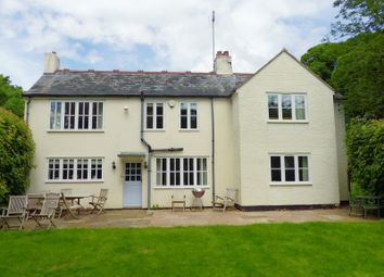 Thumbnail 5 bed detached house for sale in Swiss Farm Park Homes, Marlow Road, Henley-On-Thames