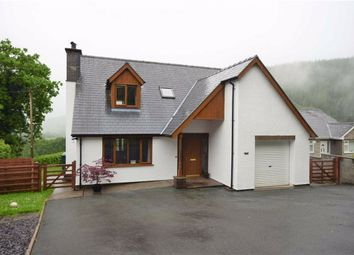 Thumbnail 3 bedroom detached house for sale in Brynteg, Aberangell, Machynlleth, Powys