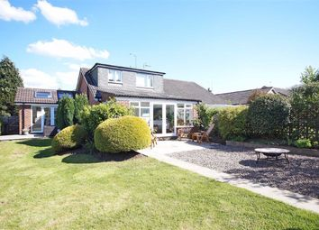 Thumbnail 2 bed semi-detached bungalow for sale in Woodpark Avenue, Knaresborough, North Yorkshire