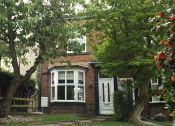 Thumbnail 3 bed semi-detached house for sale in Bridge Street, Golborne, Warrington, Cheshire