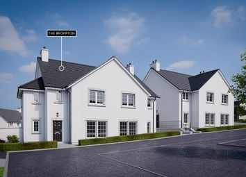 "4 bed semi-detached house for sale in ""Brompton"" at Danestone, Aberdeen AB22"