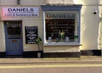Thumbnail Commercial property for sale in Queen Street, Wells