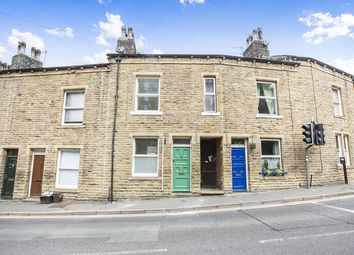 Thumbnail 3 bed terraced house for sale in Nutclough, Hebden Bridge