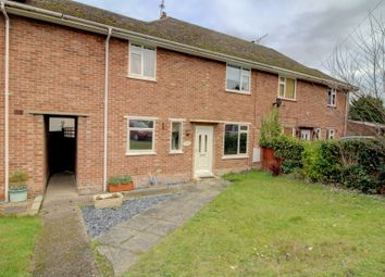 Thumbnail 3 bed terraced house for sale in Scarlet Road, Norwich