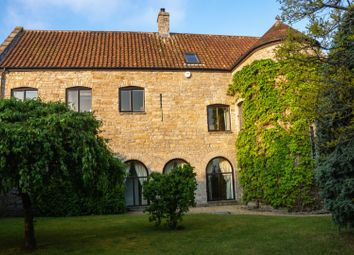 Thumbnail 5 bed barn conversion for sale in Lower Road, Woolavington