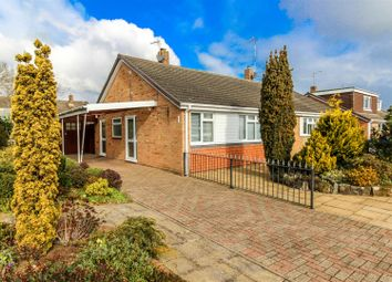 Thumbnail 2 bed semi-detached bungalow for sale in Delamere Way, Leamington Spa