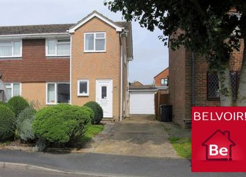 Thumbnail 3 bed semi-detached house to rent in Tower Close, Charlton, Andover