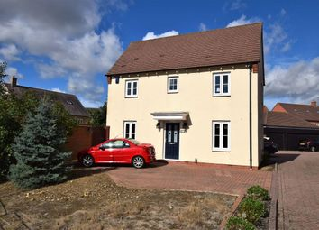 Thumbnail 3 bed detached house for sale in Peachey Walk, Stansted