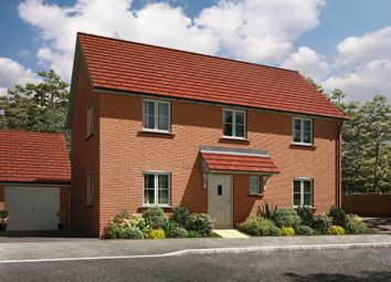 """Thumbnail 3 bed detached house for sale in """"The Lincoln 1"""" at Leverett Way, Saffron Walden"""