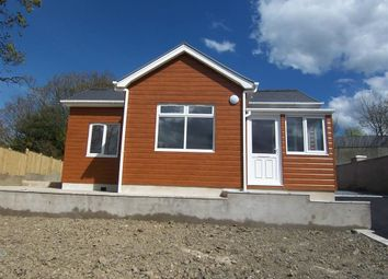 Thumbnail 2 bed bungalow for sale in Llanon, Ceredigion