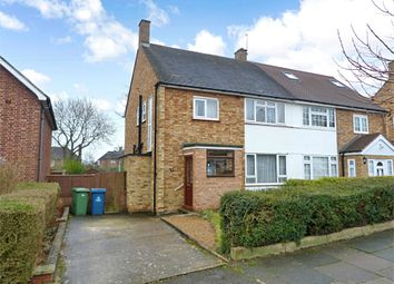Thumbnail 3 bed semi-detached house for sale in Albury Drive, Pinner, Greater London