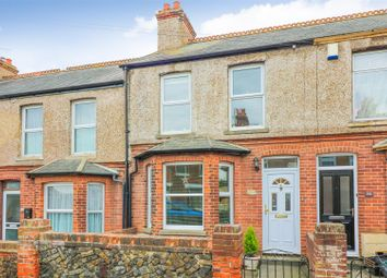 Thumbnail 2 bedroom terraced house for sale in Woodnesborough Road, Sandwich