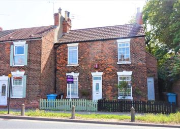 Thumbnail 2 bedroom terraced house for sale in West Parade, Hull