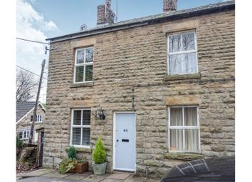 Thumbnail 2 bed end terrace house for sale in Mill Brow, Marple Bridge, Stockport