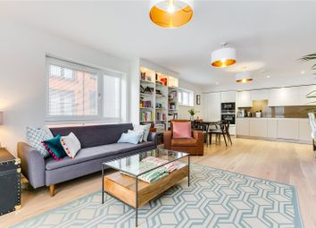 Thumbnail 3 bed flat for sale in Bentley House, 22 Bute Gardens, London