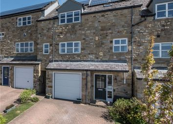 Thumbnail 4 bed town house for sale in Tulyar Court, Gilstead, Bingley, West Yorkshire