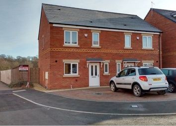 3 bed semi-detached house for sale in The Sidings, Bishop Auckland DL14