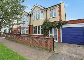 Thumbnail 4 bed semi-detached house for sale in Harvey Road, Bedford