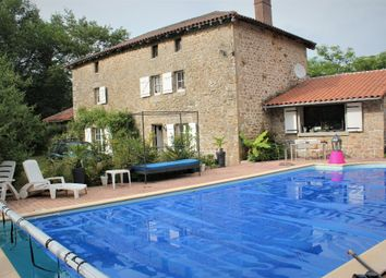 Thumbnail 7 bed property for sale in Limousin, Haute-Vienne, Chateauponsac