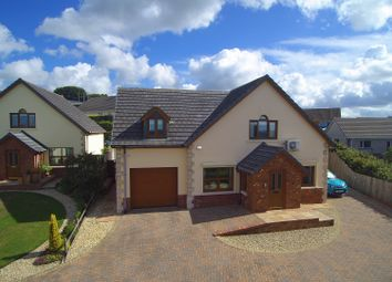 4 bed detached house for sale in 6 Trem Y Cwm, Llangynin, St Clears SA33