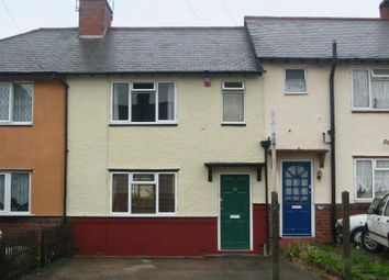 Thumbnail 2 bed terraced house to rent in George Road, Halesowen, West Midlands