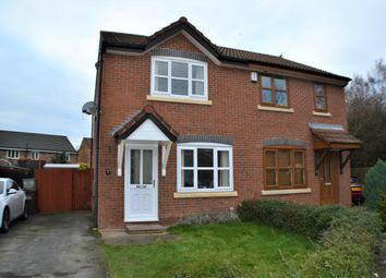Thumbnail 2 bed semi-detached house for sale in Paddock Avenue, Leyland