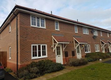 Thumbnail 2 bedroom terraced house to rent in Tacitus Way, North Hykeham, Lincoln