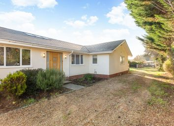 Thumbnail 5 bed bungalow to rent in Milley Bridge, Waltham St. Lawrence, Reading