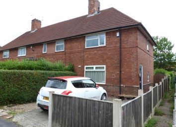 Thumbnail 2 bed end terrace house to rent in Aston Avenue, Lenton Abbey