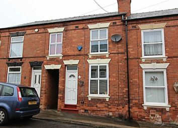 Thumbnail 3 bed terraced house for sale in Cedar Street, Mansfield, Nottinghamshire