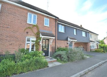 Thumbnail 2 bed terraced house to rent in Tasburgh Close, King's Lynn