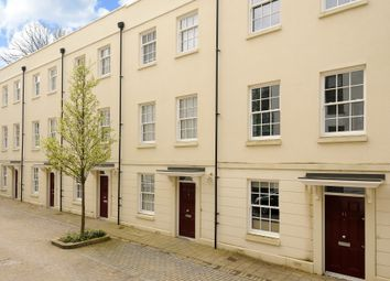 Thumbnail 4 bed terraced house for sale in Charles Darwin Road, Plymouth, Devon