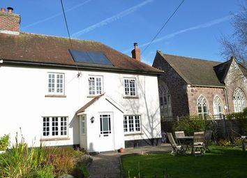 Thumbnail 3 bed cottage for sale in Clyst Hydon, Cullompton