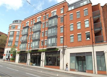 Thumbnail 2 bed flat for sale in Halifax Place, Nottingham