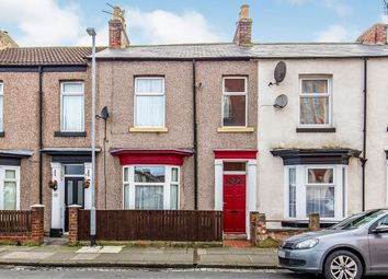 Thumbnail 2 bed flat for sale in Louisa Street, Darlington, Durham