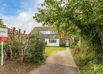 Thumbnail 3 bedroom semi-detached house for sale in Rydens Road, Walton-On-Thames