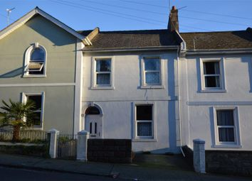 Thumbnail 3 bed terraced house for sale in Upton Road, Torquay, Devon