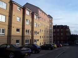 Thumbnail 2 bed flat to rent in Hillfoot St, Glasgow