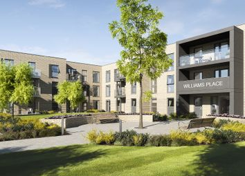 Thumbnail 1 bed flat for sale in 170 Greenwood Way, Great Western Park, Harwell, Didcot