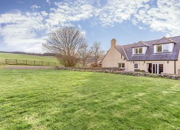 Thumbnail 4 bed semi-detached house for sale in 2 Hoardweel Farm Cottage, Duns