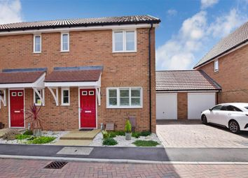 Thumbnail 3 bed semi-detached house for sale in The Towpath, Yapton, Arundel, West Sussex